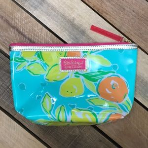 Lilly Pulitzer|Estee Lauder Makeup Bag